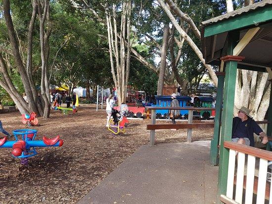 Eumundi, Australia: Play park