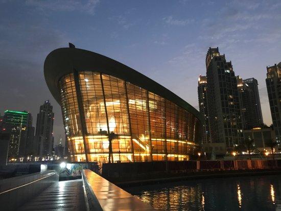 Όπερα του Ντουμπάι