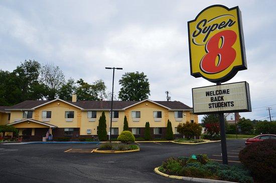 Super 8 Radford VA: Motel Suer 8 Bradford