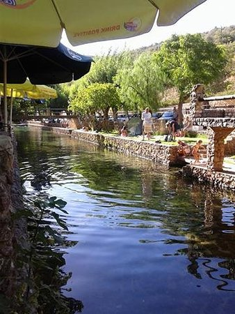 Alte, โปรตุเกส: Zona de banhos (piscina natural)