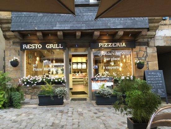 Restaurant Meilleur Pizzeria Finistere