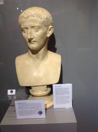 Эбботсфорд, Канада: Tiberius Caesar