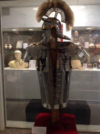 Эбботсфорд, Канада: Soldier armor