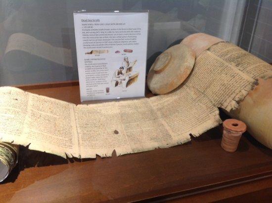 Abbotsford, Kanada: Dead Sea Scrolls
