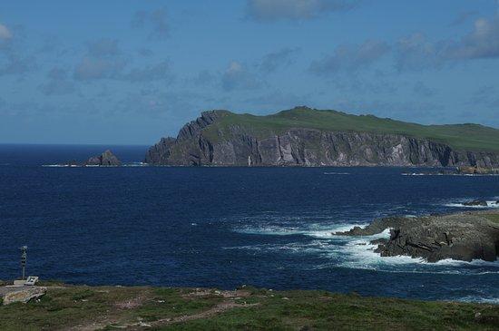 Dunquin, İrlanda: coast