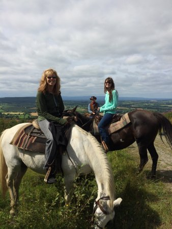 Province of Leinster, ไอร์แลนด์: Amazing, unique experience in Ireland! Western style horseback riding/wonderful experience! Mich