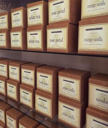 Canton, Carolina del Norte: Verbena Soap Company