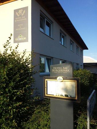 Tamm, Γερμανία: Hotel am Bürgerpark (ehemals Gaststätte Tennishalle)