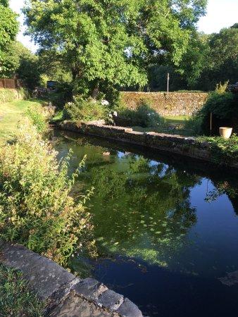 Saint-Arcons-d'Allier, Frankrig: Soleil couchant de juillet !