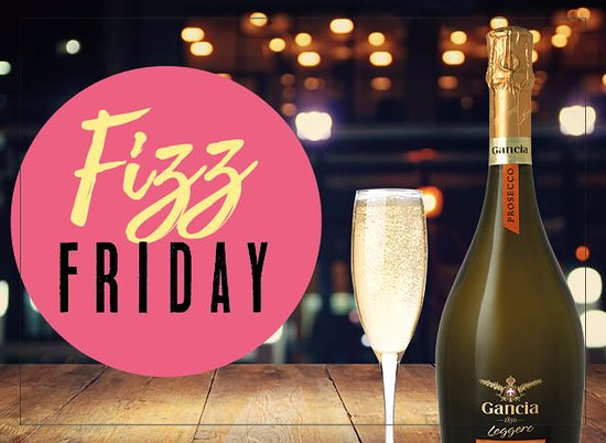 Slug & Lettuce : Every Friday until 10pm Ganvia Dry Prosecco £12 per bottle