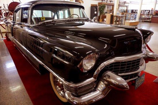 Peru, IN: Cole Porter's 1955 Cadillac Fleetwood