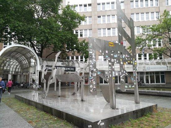 Bertha von Suttner Platz
