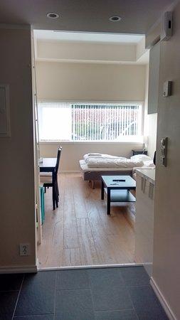 camera 4 posti con soppalco e cucina - Picture of Ustedalen Hotel ...