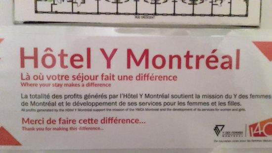 Hotel Y Montreal: 20170805_025814_large.jpg