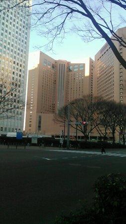 新宿の中で落ち着けるホテル