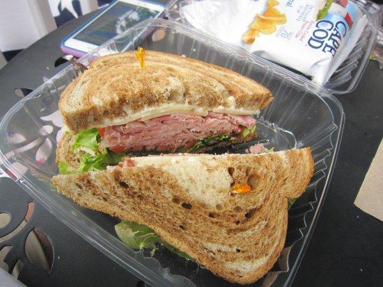 Beth's Bakery & Cafe: Earl of Sandwich