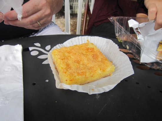 Beth's Bakery & Cafe: Lemon bar