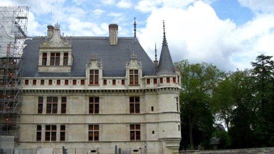 Cheille, Prancis: Château de Azay-le Rideau