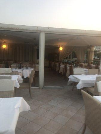 Ristorante ristorante canasta mare in rimini con cucina - Bagno 78 riccione ...