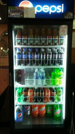 Etters, PA: Nice Selection Of Beverages Offered!