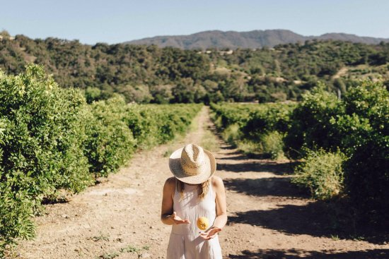The Ojai Valley is 90 minutes from LAX