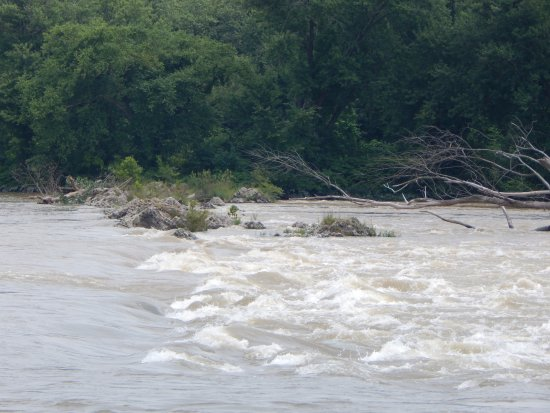 Susquehanna River: Mckee's Half Falls