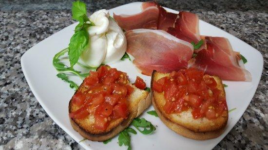 Cinigiano, Ιταλία: Ottimi piatti