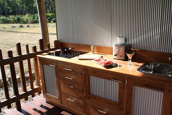 Julatten, Australia: Kitchen