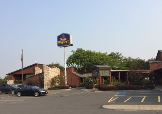 Best Western Sunridge Inn: Good 1 night stay