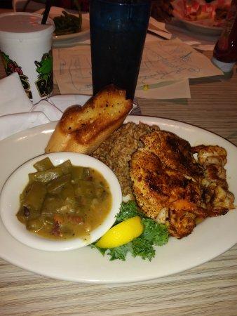Razzoo's Cajun Cafe: 20170805_182136_large.jpg