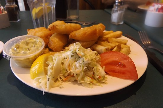 Port Stanley, Canada: Good food