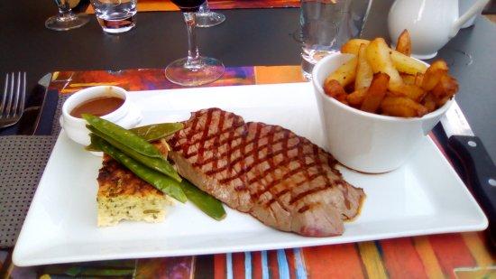 Шаролль, Франция: La pièce du boucher.