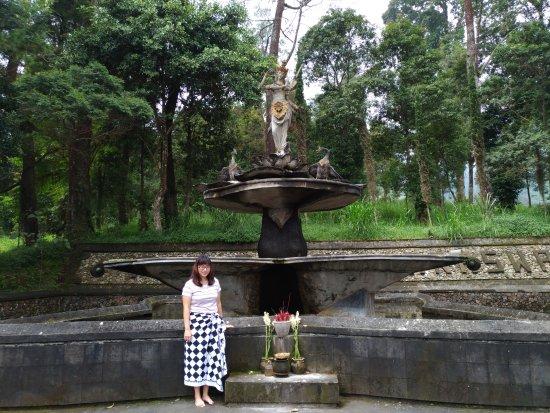 Karanganyar, Indonesia: Taman Saraswati
