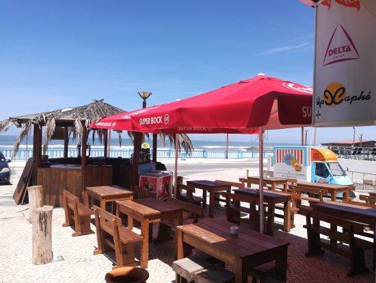 Marinha Grande, Portugal: Caphe Cafe