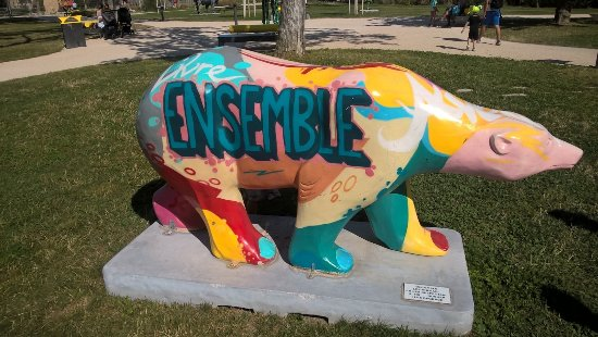 Art Zoo Istres: animal