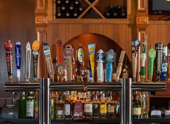 Glen Allen, VA: 27 Taps with several rotating fresh beers weekly!