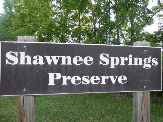 Shawnee Springs Preserve