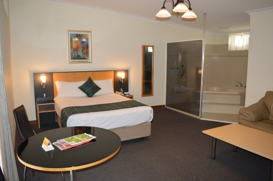 Comfort Inn Bel Eyre Perth: Executive Spa Suite