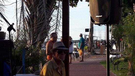 Jacare Beach: Por do Sol na Praia do Jacaré, Cabedelo