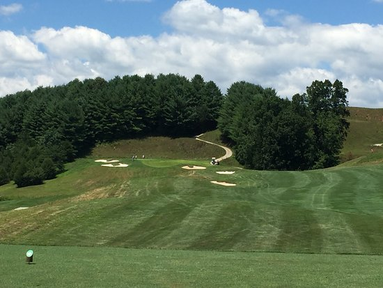 Whittier, Carolina del Norte: Hole No. 10