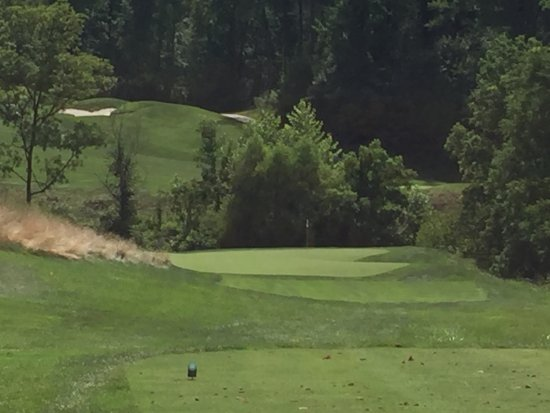 Whittier, Carolina del Norte: Hole No. 17