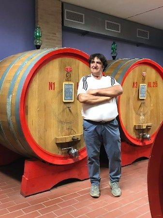 Asciano, Ιταλία: Brunello Winery