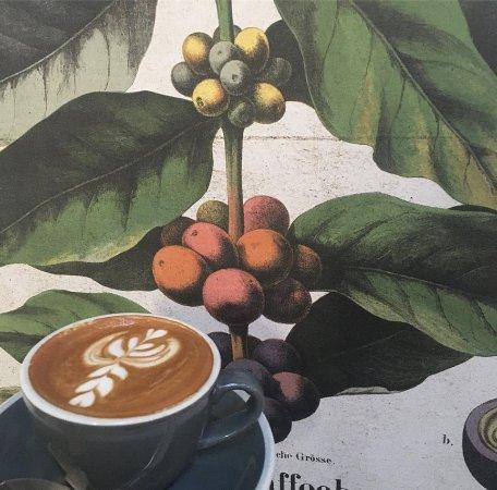 Mt atkinson single origin coffee from Uganda