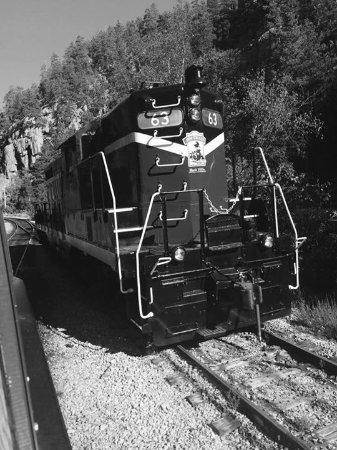 Hill City, Южная Дакота: Engine