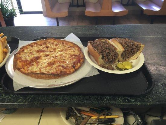 Burlington Famous Pizza