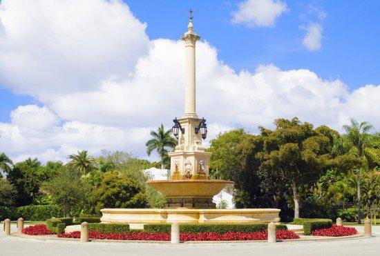 Hotel Colonnade Coral Gables, a Tribute Portfolio Hotel: DeSoto Fountain