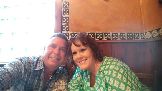 Joe T Garcia's Mexican Restaurant: Me and Her Date night