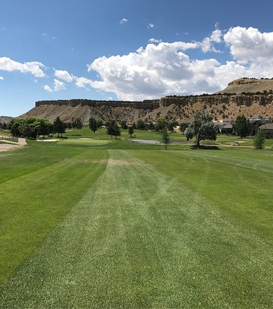 Carbon country club golf course