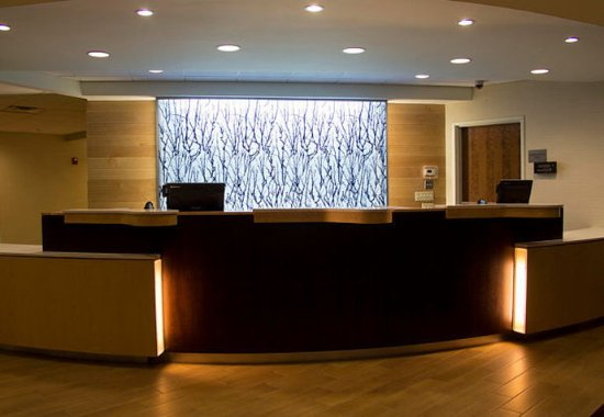 Watervliet, MI: Front Desk