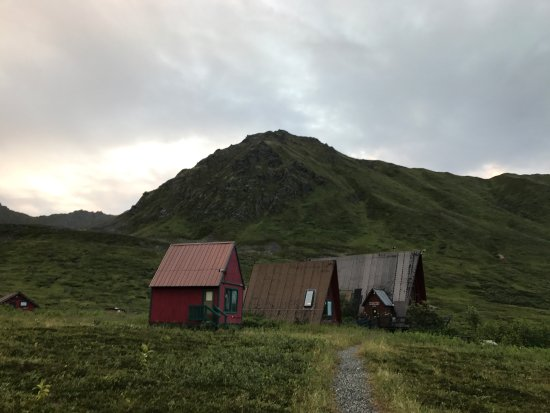 Hatcher Pass Lodge: Hatcher Pass - beautiful